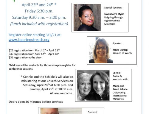 Spring Forth Women's Conference