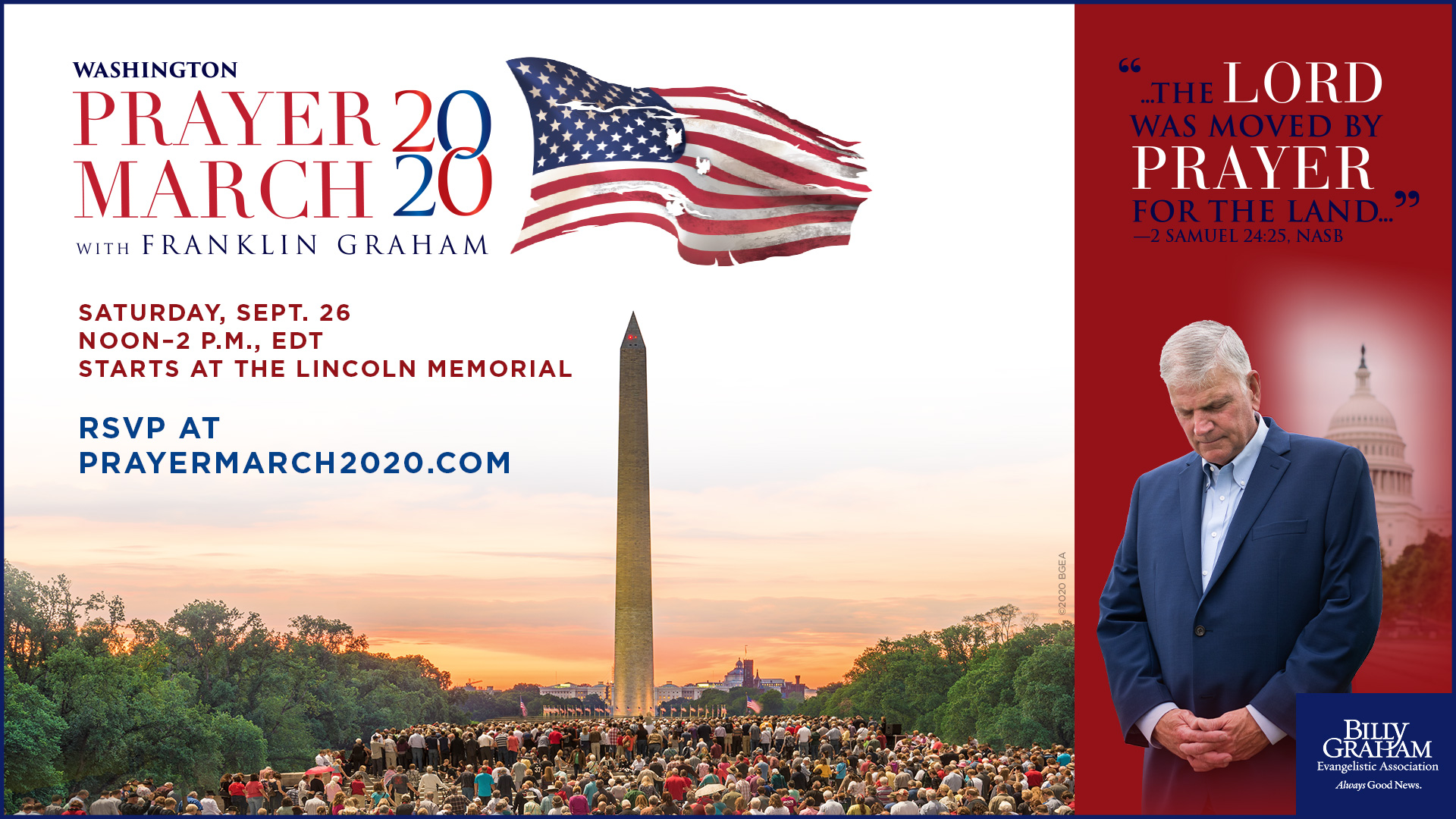 """2020 Prayer March and """"The Return"""" Movement"""